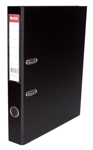 Registrador A-Z LE A4 Classic Chies Preto Tamanho: 28,5 x 31,5 x 5,3 cm - Ref.: 1093-8