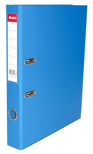 Registrador A-Z LE A4 Classic Chies Azul Celeste Tamanho: 28,5 x 31,5 x 5,3 cm Escritorio Total