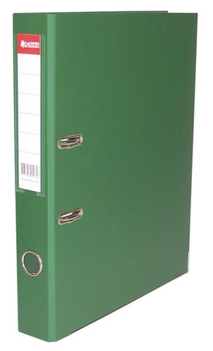 Registrador A-Z LE A4 Classic Chies Verde Tamanho: 28,5 x 31,5 x 5,3 cm - Ref.: 1105-8