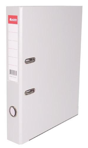Registrador A-Z LE A4 Classic Chies Branco Tamanho: 28,5 x 31,5 x 5,3 cm - Ref.: 1147-8