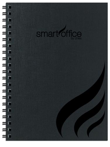 Caderno Uso Geral Chies Preto, 100 Folhas, 1 Matéria