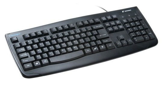 Teclado Kensington Lavável USB/PS2 Pro Fit