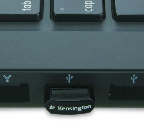 Mouse Kensington Laser sem fio SlimBlade