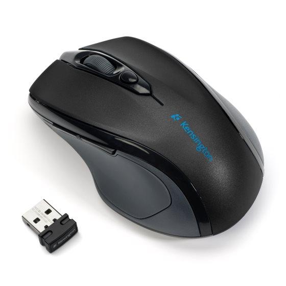 Mouse Kensington sem fio tamanho médio Pro Fit