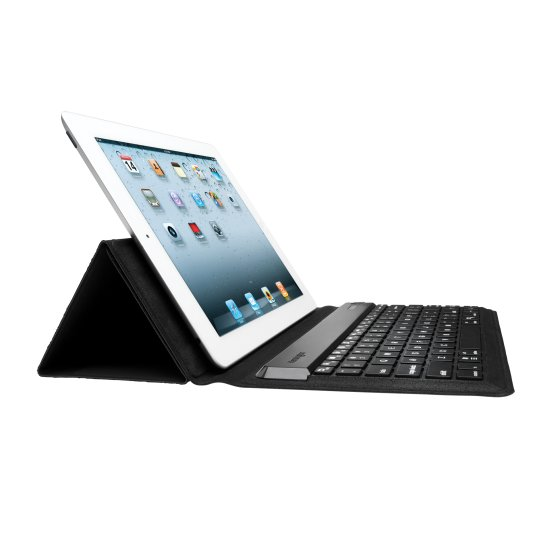 Capa Kensington K39532BR Expert Folio com Teclado para iPad KeyFolio™