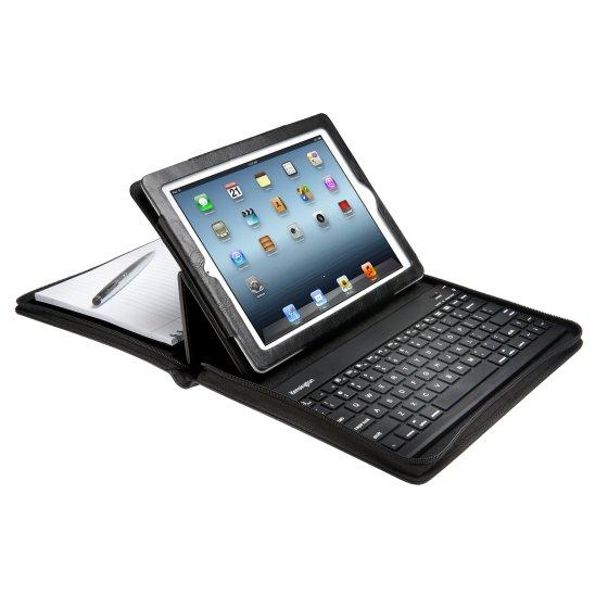 Capa Kensington com Zíper e Teclado para iPad
