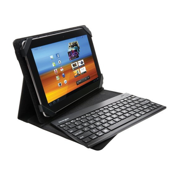 "Capa Kensington com Teclado Universal KeyFolio™ Pro 2 para Tablets 10"""