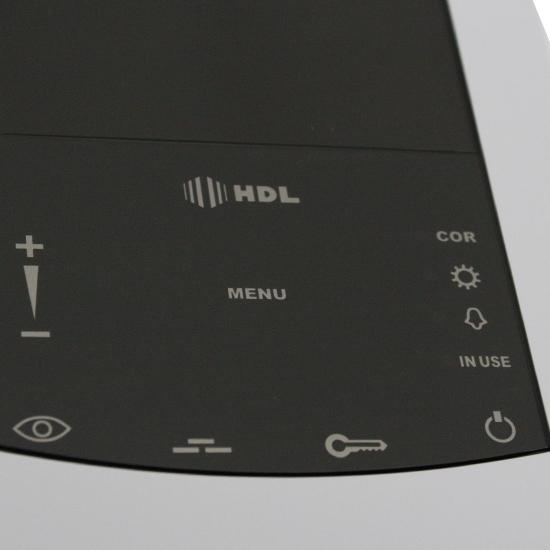 Vídeo Porteiro HDL - Vídeo Viva-Voz SENSE Alumínio
