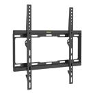 Suporte Brasforma SBRP401 - para TV LCD|LED|PLASMA|3D 32´ até 55´, Cor: Preto