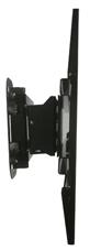 Suporte Brasforma SBRP641 - para TV LCD|LED|PLASMA|3D 37´ até 70´, Cor: Preto