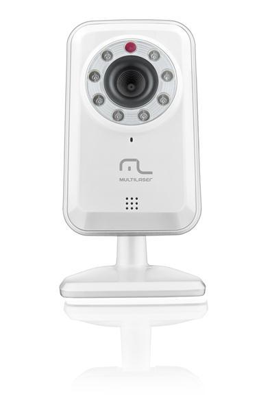 Camera Ip de Seguranca Multilaser RE007 + GRÁTIS 1 mês de gravação