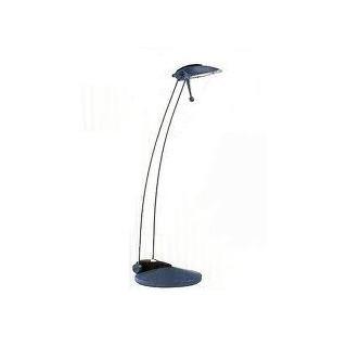 Luminária de mesa Yellowstar YS-6202 Azul, 240V, braço c/regulagem direção, lâmpada de 20W inclusa
