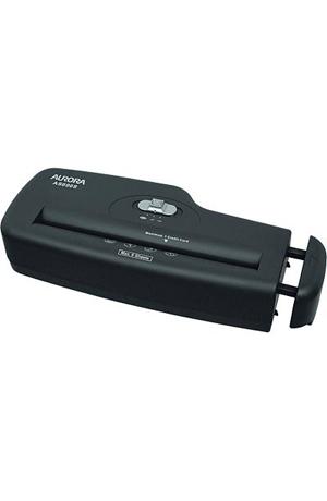 Fragmentadora de Papel Aurora AS600S - Corta 6 folhas em Tiras de 6mm, fenda 220mm, sem cesto, Nível de Segurança 02, 220V