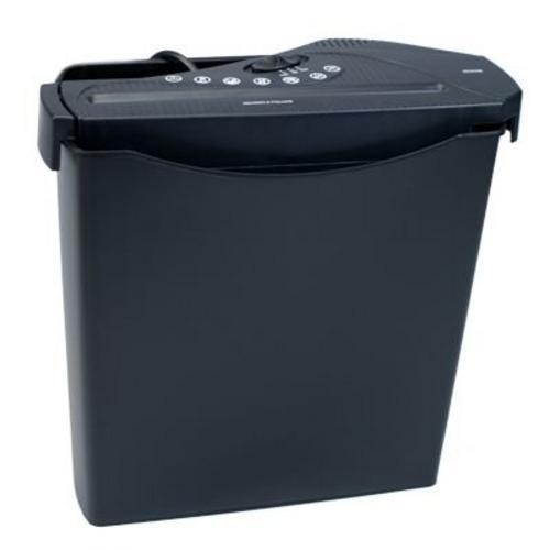 (FORA DE LINHA) Fragmentadora de Papel Menno Secreta 602SB 220V Abertura: 220mm, Corta até 6 fls A4 75g em Tiras de 7mm, N1, Velocidade 3m/min.