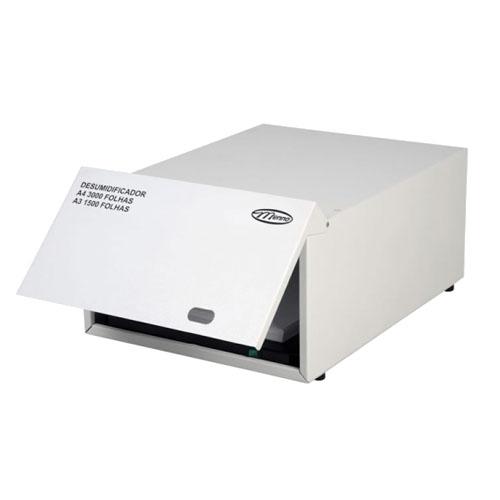 Desumidificador de Papel Menno 1500 Folhas A3 (METÁLICO) - 220V