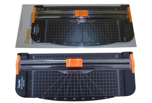 Refiladora de papel Menno Copiatic RCM 5 - Cap. de corte: 06 a 08 folhas de papel A/4 75 gms/m2