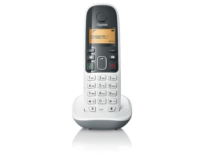 Telefone Siemens Gigaset Ramal Sem Fio A39H Branco