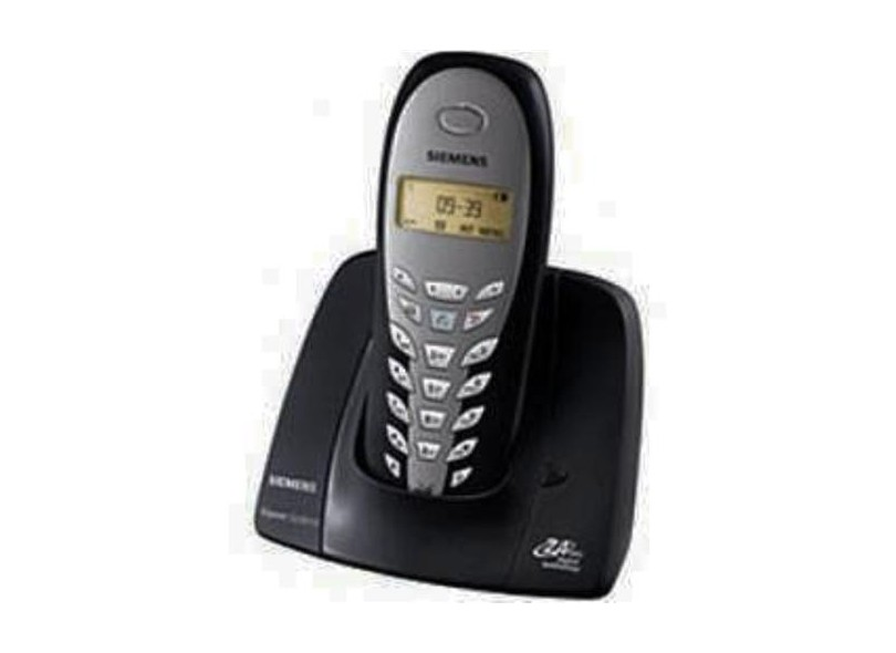 Telefone sem fio Siemens CL5010