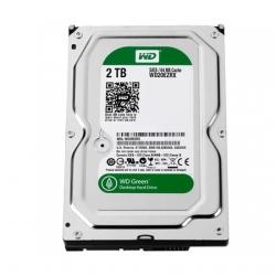 HD Interno Western Digital Green 2 TB SATA III 7200 RPM WD20EZRX