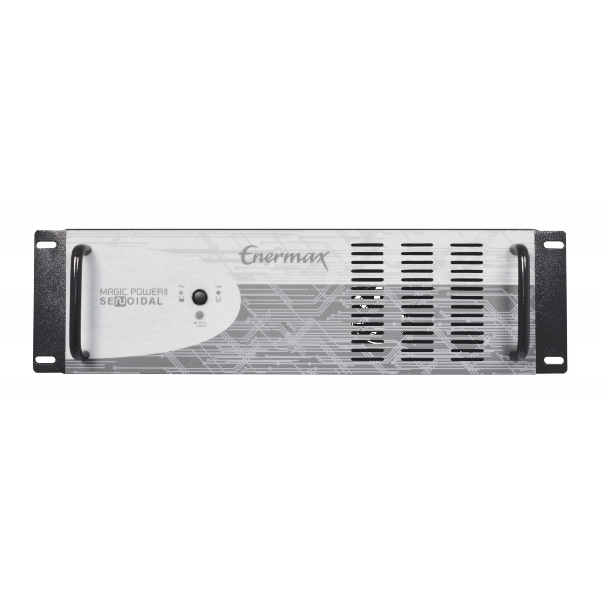 Nobreak Senoidal Magic Power II Enermax 800va Bivolt Automático S. 115v Rack USB