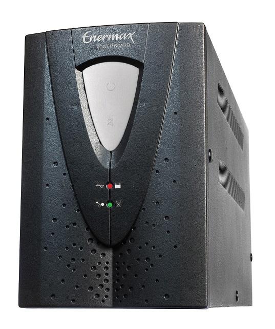 Nobreak Power Guard II Enermax 1400va Mono/220v 2 Bat. Preto Nt