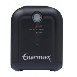 Estabilizador Exs Power T 500va Enermax E-bivolt S-115v Preto