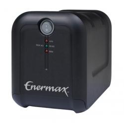 Estabilizador Exs Power T Enermax 500va E/s 115v Preto