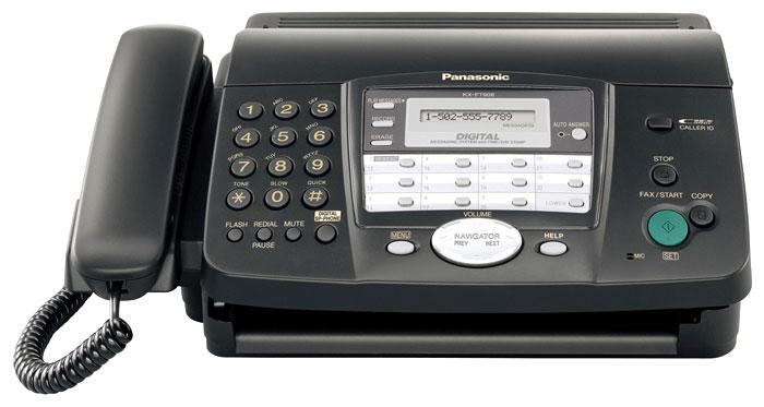 Fax Panasonic KX-FT908 (Semi-Novo)