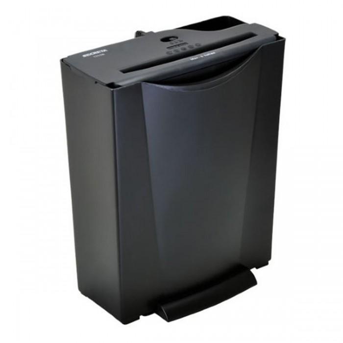 Fragmentadora de Papel Secreta 525SB - Corta 5 folhas em Tiras de 6mm, fenda 220mm, Nível de segurança 02, Lixeira 12L. 220V