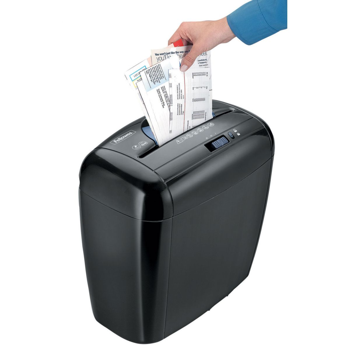 Fragmentadora de papel Fellowes P-35C 220v