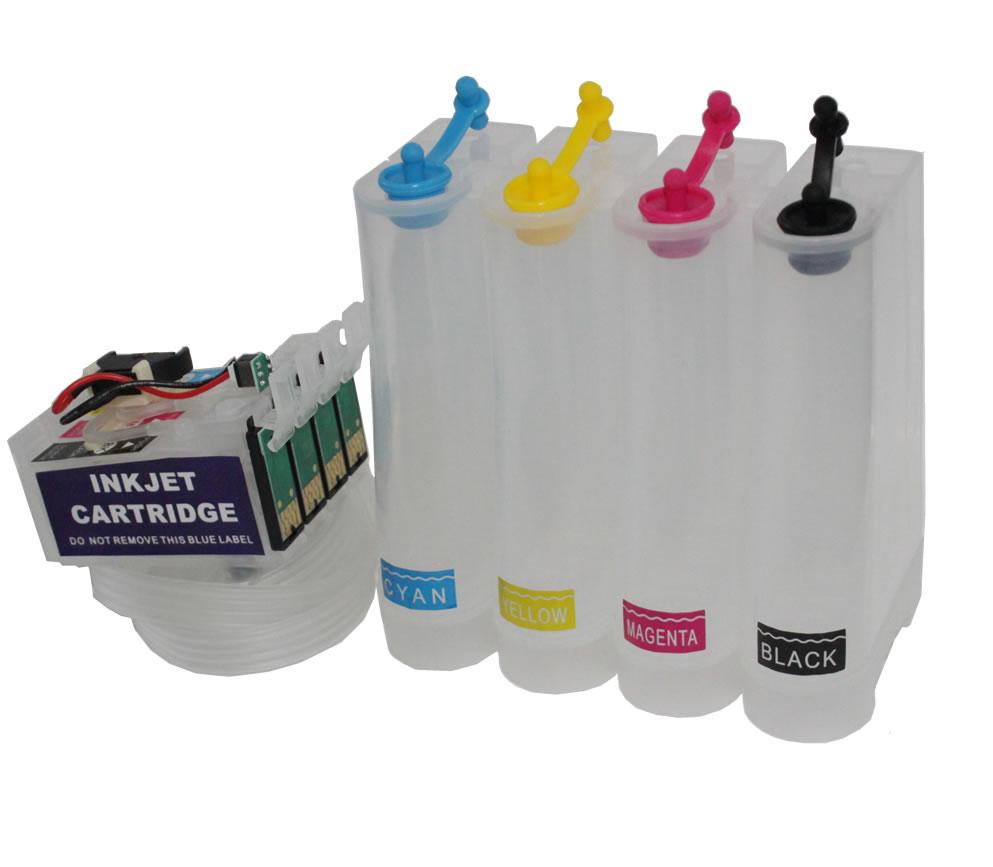 Bulk Ink Virgem Para Impressora Epson TX620