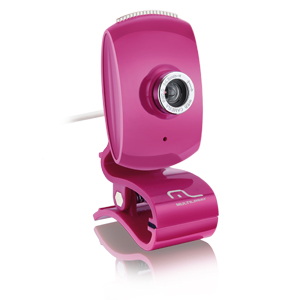 Webcam Plug Play Pink Piano - Wc048