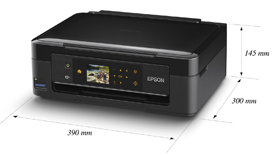 Multifuncional Epson Expression XP-411