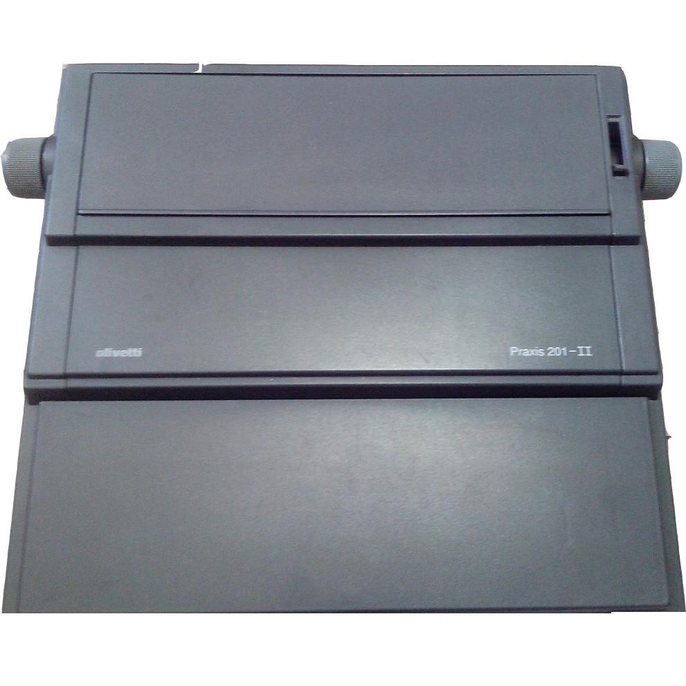 Máquina De Escrever eletrônica Olivetti Praxis 201 Semi Nova