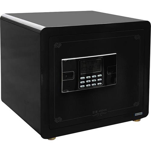 (FORA DE LINHA) Cofre Safewell burglary Safe AD25A, Dimensões 260 X 390 X 260 MM, espessura 2-6mm
