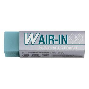 Borracha Wair In Plus Japan - Box c/ 40 peças Verde