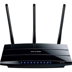 Roteador TP-Link Wireless Gigabit De Banda Dupla N750 Tl-wdr4300