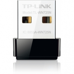 Adaptador TP-Link Wireless N Usb Nano 150mbps Tl-wn725n