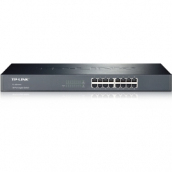 Switch Gigabit 16 Portas TP-Link Tl-sg1016