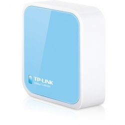 Roteador TP-Link Wireless 150m Tl-wr702n