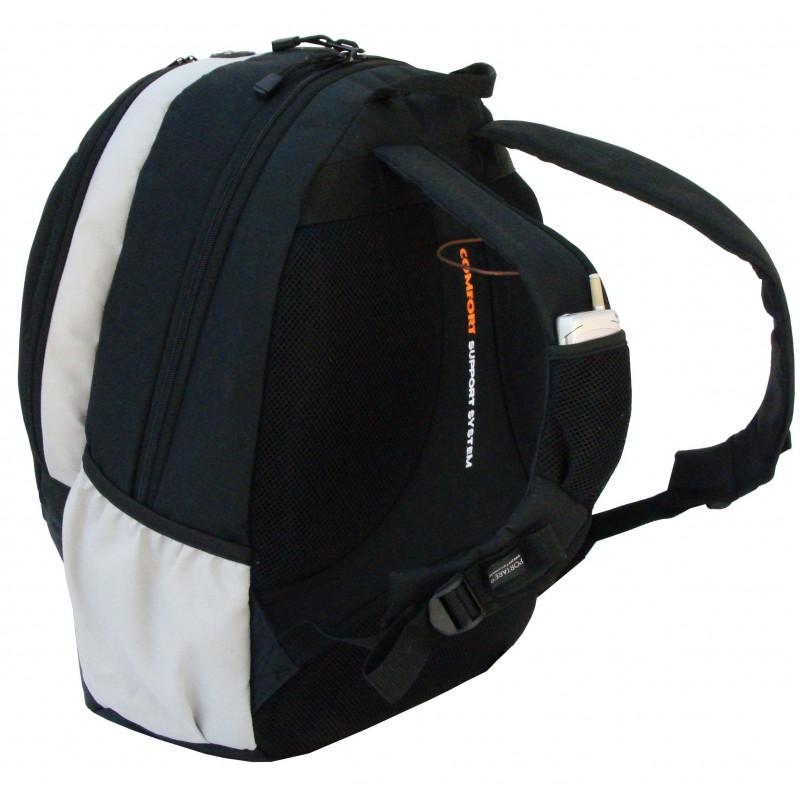 Mochila Notebook Portare Sportive Comfort Preto/Cinza 14´ até 16´ - 94163