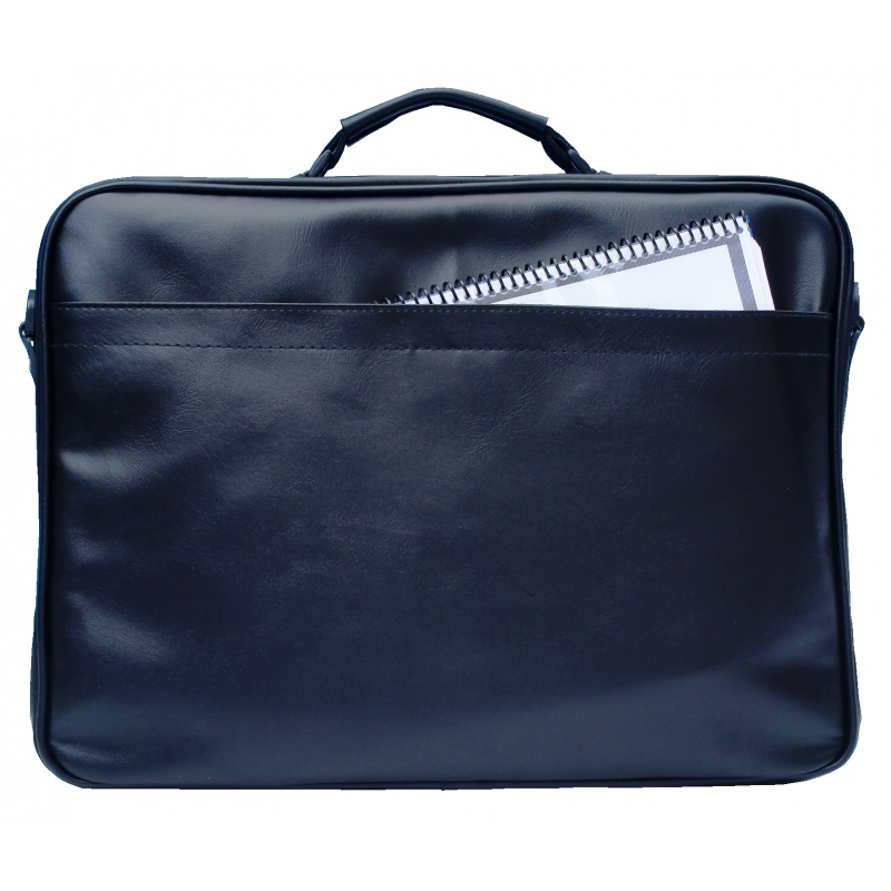 Maleta Notebook Couro Sint�tico Portare 15.4�
