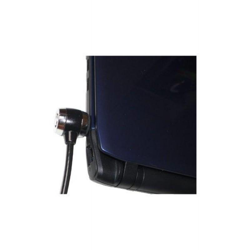 Trava de Aço Para Notebook Portare com Fechadura - 94690