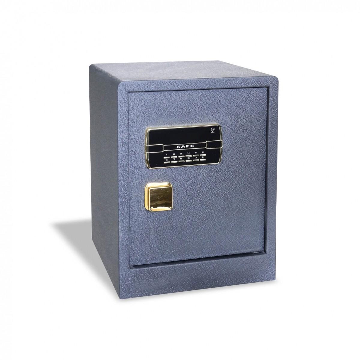 Cofre Safewell Burglary Safe AD42BN, Dimensões 430 X 388 X 330 MM, espessura 2-10mm
