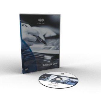 CURSO SOCIOLOGIA GERAL EM DVD VÍDEO AULA  - Mundo dos Cursos