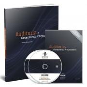 CURSO DE AUDITORIA E GOVERNAN�A CORPORATIVA EM DVD V�DEO AULA + LIVRO