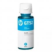 Refil/Garrafa de tinta GT52 Cyan original (M0H57AL)