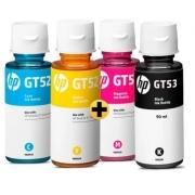 Kit 6un Refil De Tinta 3Gt53 + Gt52