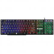 Teclado Gamer Evolut EG-206RB Backlight Color