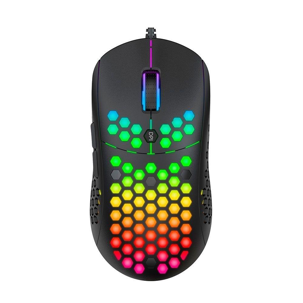 Mouse Gamer Keppni Evolut EG-110